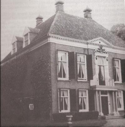 Huis te Leur - Eerste gemeentehuis Bergharen