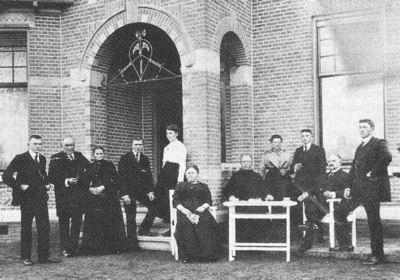 Groep Bergharenaren