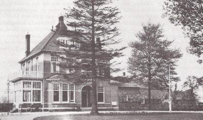 Gemeentehuis sinds 1955