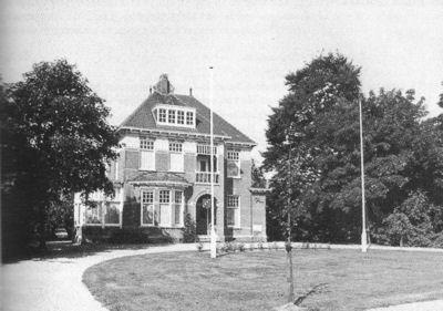Laatste gemeentehuis