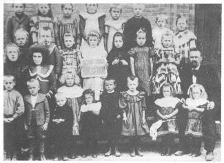 Schoolfoto 1906